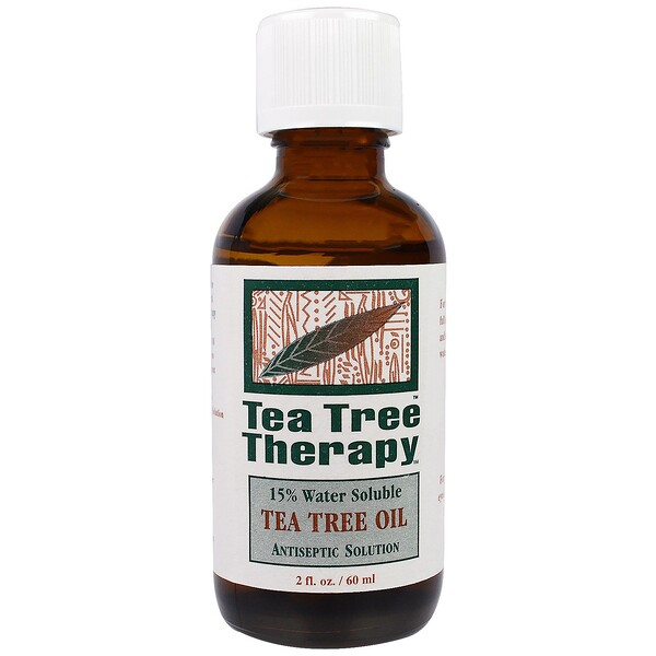 Tea Tree Therapy, Huile d'arbre a thé, 60 ml.