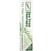 Tea Tree Therapy, Tea Tree Toothpaste with Baking Soda, 5 oz (142 g)