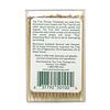 Tea Tree Therapy, Palitos de Dente Tea Tree Therapy, Menta, 100 Aprox.