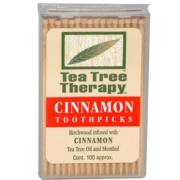 Cinnamon Toothpicks, 100 Approx.