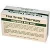 Tea Tree Therapy, Vegetable Base Soap, with Tea Tree Oil, Bar, 3.9 oz (110 g)