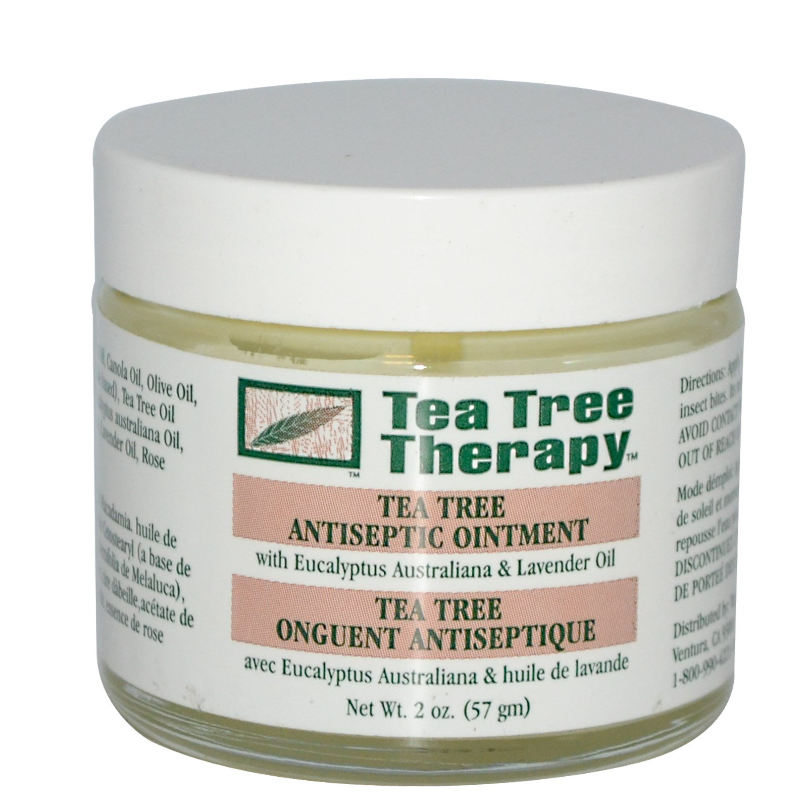 Мазь для суставов на чайном дереве восстановление суставов при коксартрозе 3 стадии