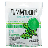 Tummydrops, Natural Peppermint, 33 Lozenges