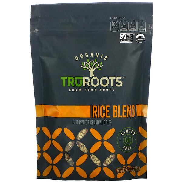 Organic, Rice Blend, 8 oz (227 g)