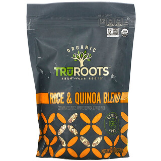 TruRoots, Organic, Rice & Quinoa Blend, 10 oz (283 g)