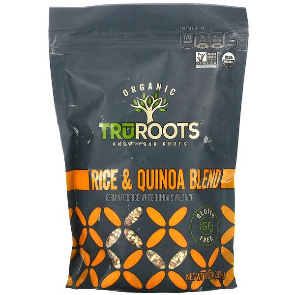 Organic, Rice & Quinoa Blend, 10 oz (283 g)