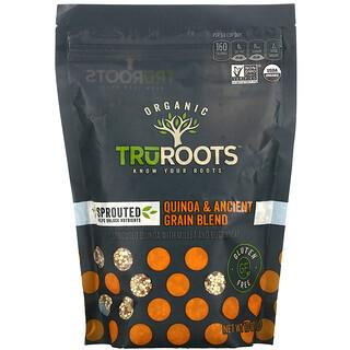 TruRoots, Organic, Sprouted Quinoa & Ancient Grain Blend, 10 oz (283 g)