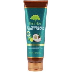 Tree Hut, Shea Moisturizing Body Lotion, Coconut Lime, 9 oz (255 g) отзывы