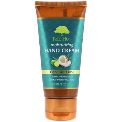 Купить Tree Hut Увлажняющий крем для рук, кокос и лайм, 85 г