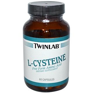 Twinlab, L-Cysteine, 60 Capsules