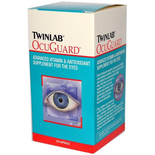 Twinlab, OcuGuard, 120 Capsules (Discontinued Item)