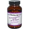 Twinlab, Pantothenic Acid (B-5) Caps, 500 mg, 100 Capsules (Discontinued Item)