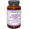Twinlab, Stress B-Complex Caps, 100 Capsules (Discontinued Item)