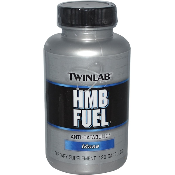 Twinlab, HMB Fuel, Mass, 120 Capsules (Discontinued Item)