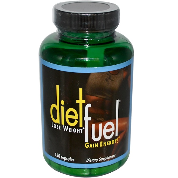 Twinlab, Diet Fuel, 120 Capsules (Discontinued Item)