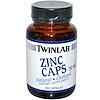 Twinlab, Zinc Caps, 30 mg, 100 Capsules (Discontinued Item)