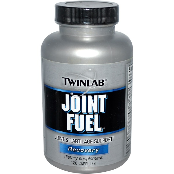 Twinlab, Joint Fuel, Recovery, 120 Capsules (Discontinued Item)