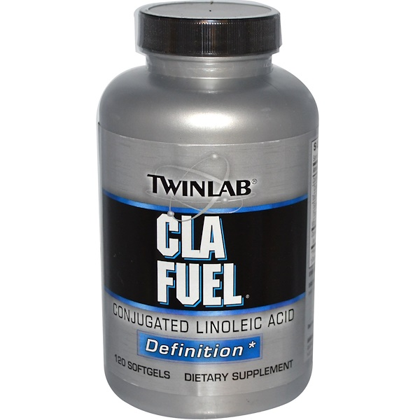 Twinlab, CLA Fuel, Conjugated Linoleic Acid, Definition, 120 Softgels (Discontinued Item)