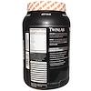 Twinlab, Whey Fuel, тройной шоколад, 2 фунта (907 г) (Discontinued Item)