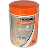Twinlab, Clean Series, Soy Protein, Unflavored, 1.18 lbs (535 g) (Discontinued Item)