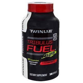 Twinlab, Tribulus Fuel 625, 100 Capsules
