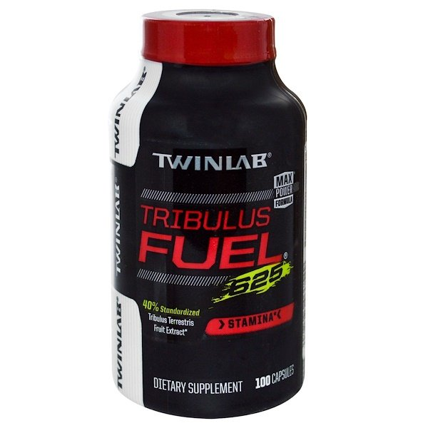 Twinlab, Tribulus Fuel 625, 100 Capsules (Discontinued Item)