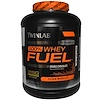 Twinlab, 100% Whey Fuel, Double Chocolate, 5 lbs (2.27 kg) (Discontinued Item)