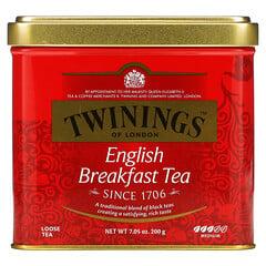 Twinings, 英式早餐散茶,7.05 盎司(200 克)