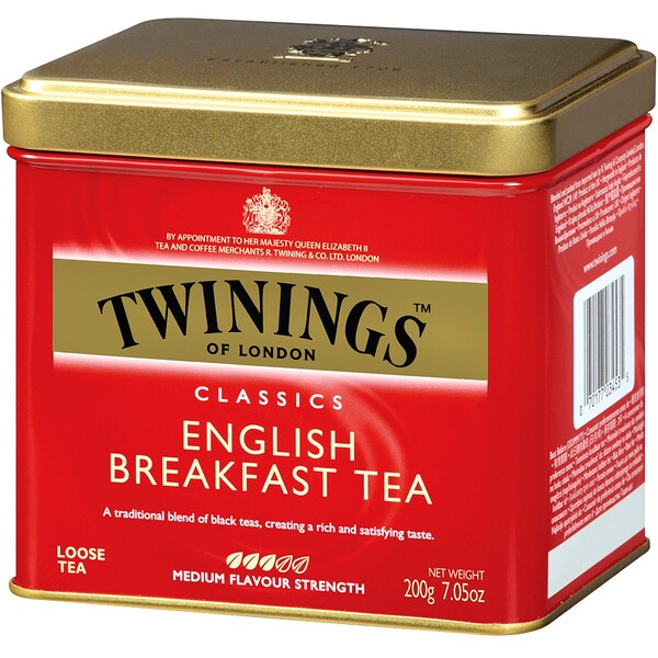 Classics, English Breakfast Loose Tea, 7.05 oz (200 g)