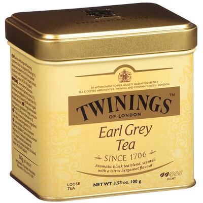 Earl Grey, листовой чай, 100 г (3,53 унции) цена 2017