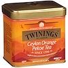Twinings, セイロンオレンジペコ茶(バラ売り), ミディアム, 3.53オンス(100 g)