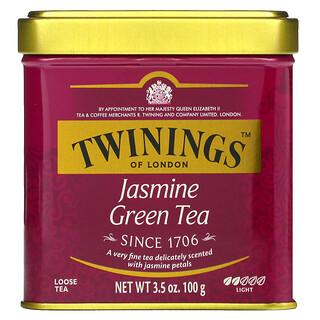 Twinings, Jasmine Green Loose Tea, 3.53 oz (100 g)