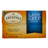 Twinings, Lady Grey Black Tea, 티백 20개, 40g(1.41oz)