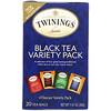 Twinings, Black Tea Variety Pack, 20 Tea Bags, 1.41 oz (40 g)