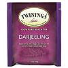 Twinings, 100% Pure Black Tea, Darjeeling, 20 Tea Bags, 1.41 oz (40 g)
