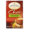 Twinings, Chai, Spiced Apple, 20 Tea Bags, 1.41 oz (40 g)