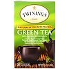 Twinings, Green Tea, Naturally Decaffeinated, 20 Tea Bags, 1.41 oz (40 g) Each
