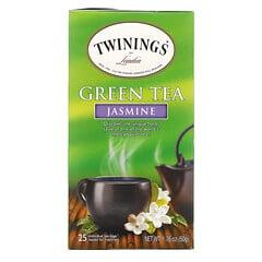 Twinings, 茉莉花茶,25茶包,1.76盎司(50克)