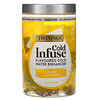 Twinings, Cold Infuse,  Flavoured Cold Water Enhancer, Lemon & Ginger, 12 Infusers, 1.06 oz (30 g)