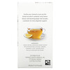 Twinings, Probiotics Flavoured Herbal Tea, Lemon & Ginger, Caffeine-Free, 18 Tea Bags, 0.95 oz (27 g)