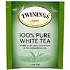 Twinings, 100% Pure White Tea, 20 Tea Bags, 1.06 oz (30 g) Each