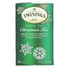 Twinings, Black Tea, Christmas Tea, 20 Tea Bags, 1.41 oz (40 g)