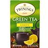 Twinings, Green Tea, Lemon, 20 Tea Bags - 1.41 oz (40 g)