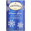 Twinings, Té herbal,Sin Cafeína, Sleepytime Kids, , Goodnight Grape (Uva), 20 Bolsas de Té, 1.0 oz (29 g)