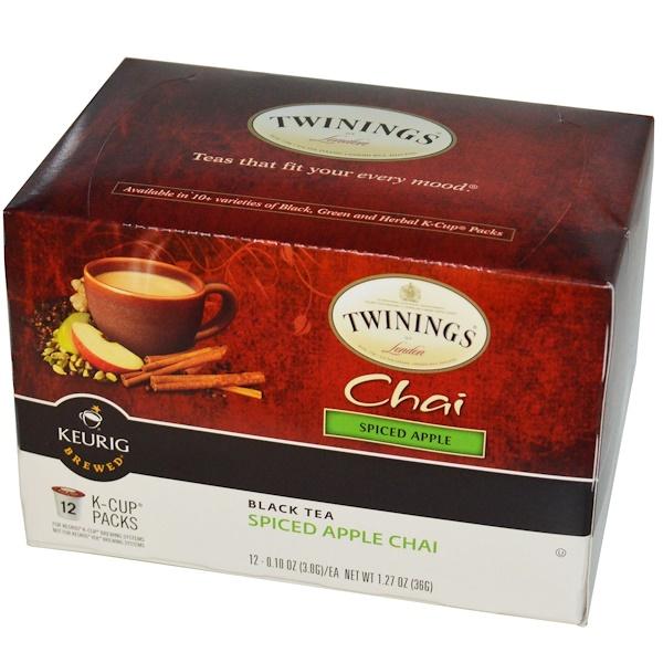 Chai tea k cup