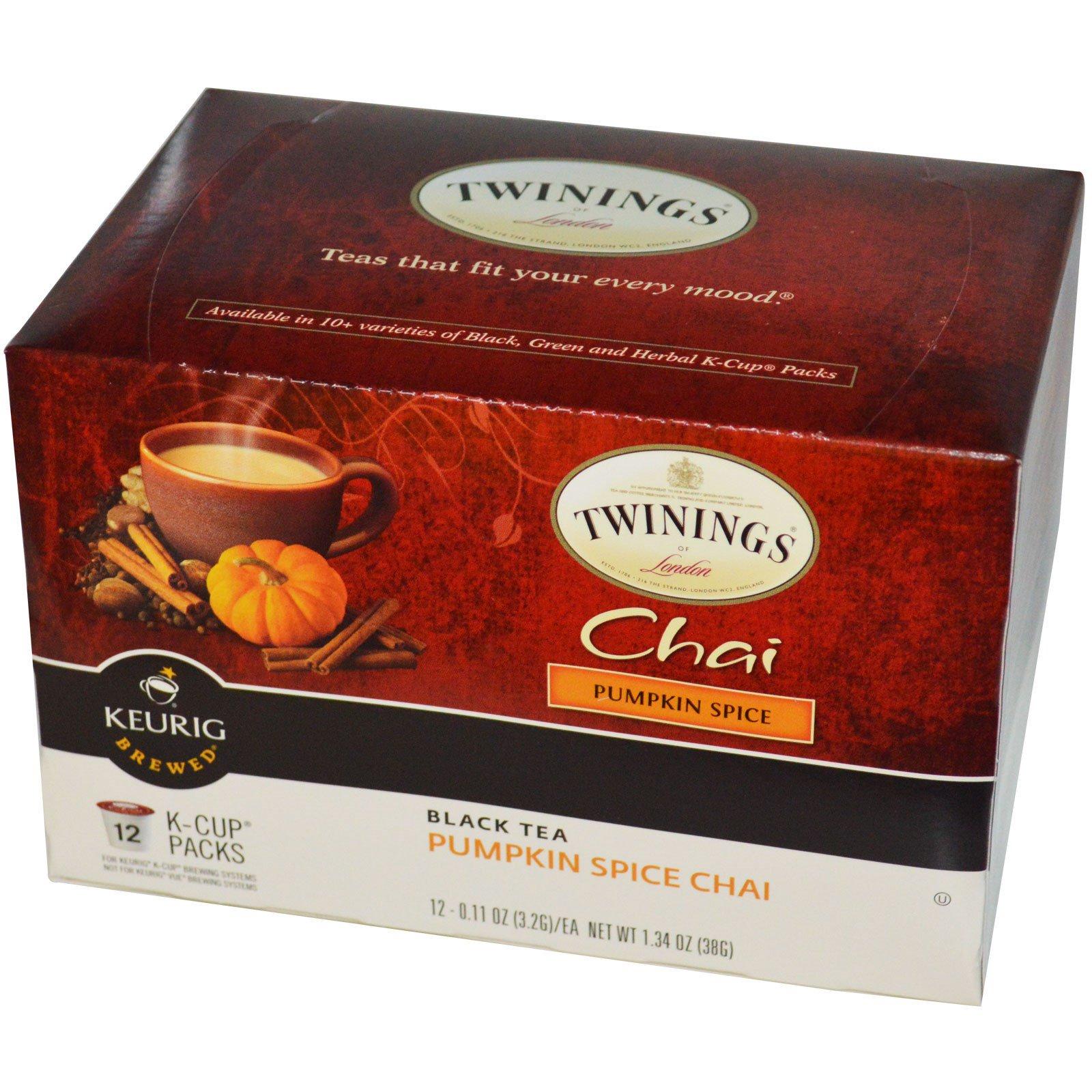 recipe: twinings pumpkin spice chai tea nutrition [6]