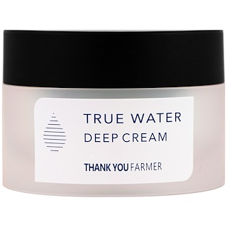 Thank You Farmer, Agua Real, Crema de acción profunda, 1.75 fl oz (50 ml)