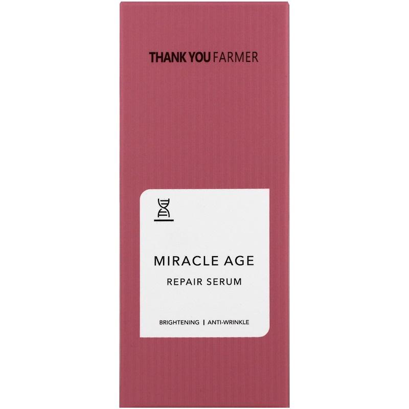Thank You Farmer, Miracle Age, Repair Serum, 2.11 fl oz (60 ml) - photo 1