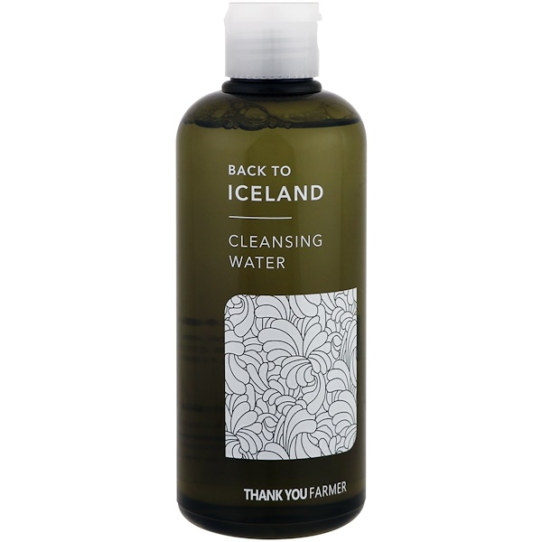 Thank You Farmer, Back to Iceland, Cleansing Water , 9.15 fl oz (260 ml) (Discontinued Item)