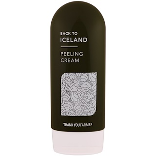 Thank You Farmer, Back to Iceland, Peeling Cream, 5.27 fl oz (150 ml)